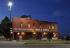 Old Mattress Factory Bar Restaurants 501 North 13th