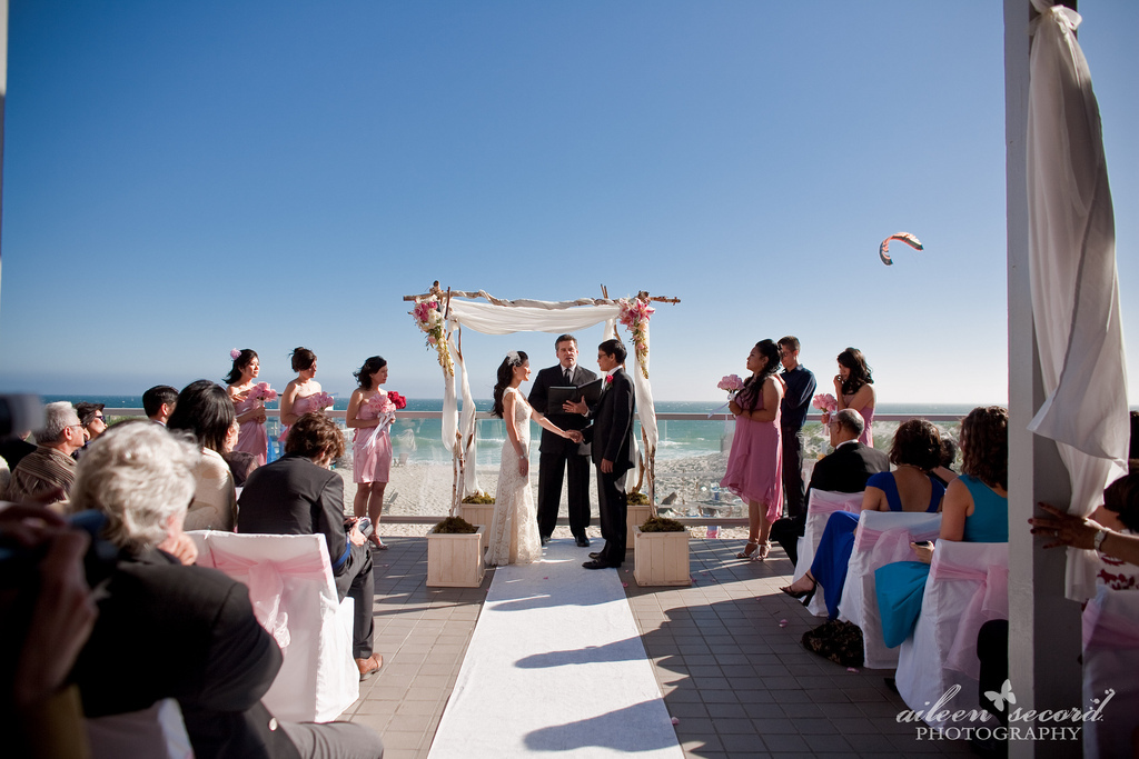 Malibu West Beach Club - Reception Sites, Ceremony & Reception, Ceremony Sites - 30756 Pacific Coast Highway, Malibu, CA, United States