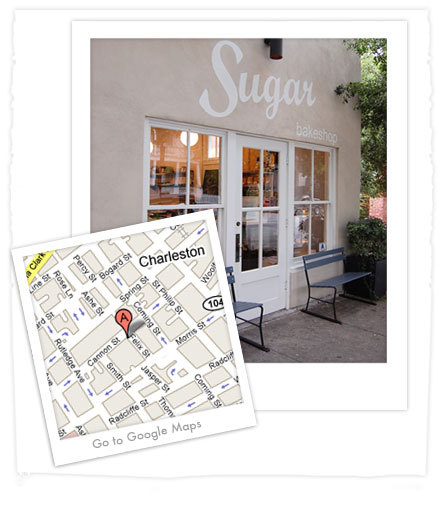 Sugar Bakeshop - Restaurants, Cakes/Candies - 59 1/2 Cannon Street, Charleston, SC, United States