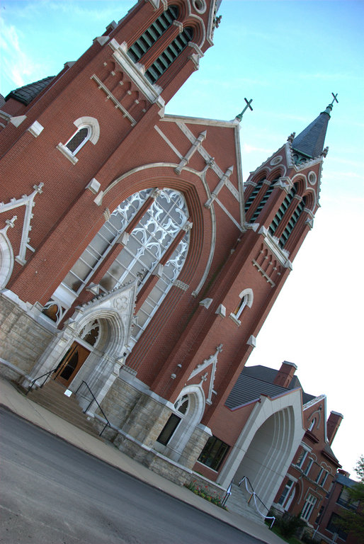 St. Francis Xavier Catholicchurch - Ceremony Sites - 2614 Seneca St, St Joseph, MO, 64507