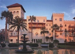 Casa Monica Hotel - Reception - 95 Cordova St, St Augustine, FL, United States