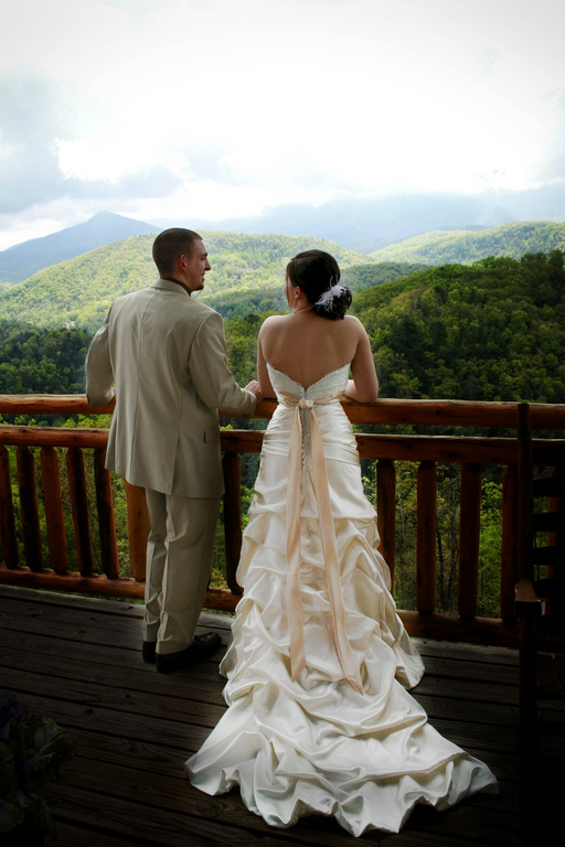 Majestic Overlook Cabin - Reception Sites, Hotels/Accommodations - 1735 Upper Middle Creek Rd, Sevierville, TN, 37876