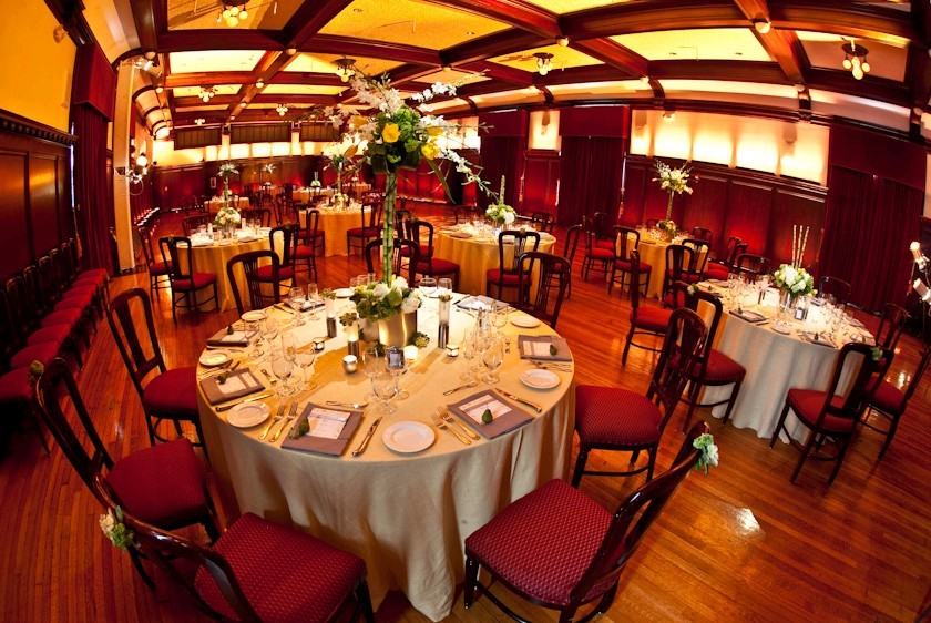 Paso Robles Inn Ballroom - Reception Sites - 1103 Spring St, El Paso de Robles, CA, 93446