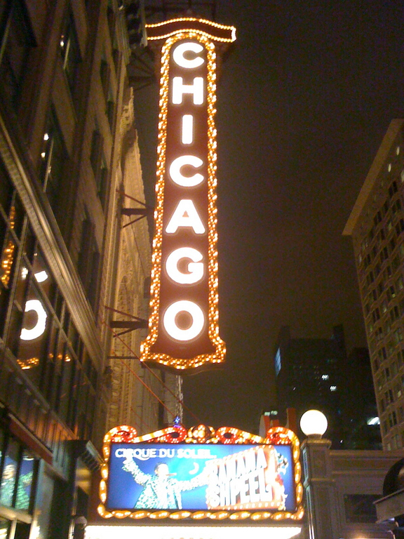 Chicago Theater - Attractions/Entertainment, Photo Sites - 175 N State St, Chicago, IL, United States