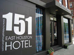 Hotel East Houston - Hotel - 151 E Houston St, New York, NY, 10002
