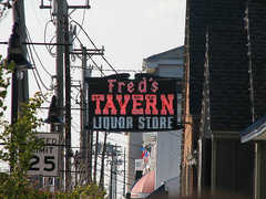Fred's Tavern & Liquor Store - Entertainment - 314 96th Street, Stone Harbor, NJ, United States