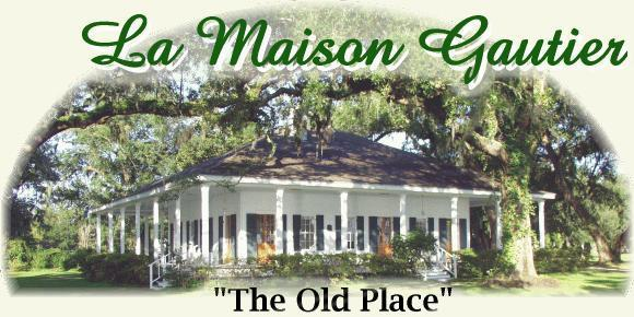 "La Maison Gautier ""the Old Place"" - Ceremony Sites, Ceremony & Reception - 2800 Oak St, Gautier, MS, 39553"