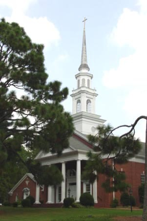 Bethesda Presbyterian Church - Ceremony Sites - 1002 N Sandhills Blvd, Aberdeen, NC, 28315