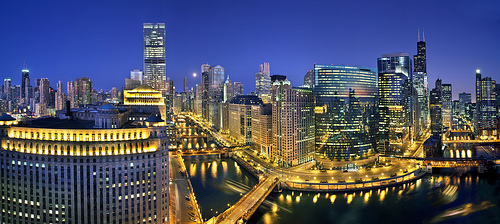 Holiday Inn Mart Plaza - Hotels/Accommodations, Reception Sites, Ceremony Sites - 350 N Orleans St, Chicago, IL, 60654, US
