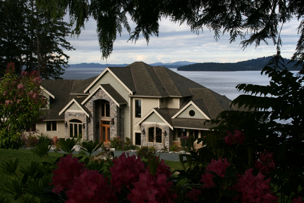 A Waterfront House - Ceremony Sites, Reception Sites -