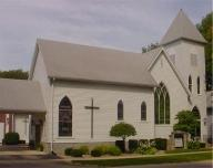 Wakarusa United Methodist Church - Ceremony Sites - 309 S Elkhart St, Wakarusa, IN, 46573