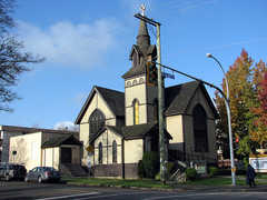 Knox Presbyterian Church - Ceremony - 403 Columbia St E, New Westminster, BC, V3L 3X2, Canada