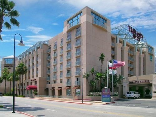 Embassy Suites Hotel Brea-north Orange County - Hotels/Accommodations - 900 East Birch Street, Brea, CA, United States