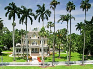 The Burroughs Home - Reception Sites, Ceremony Sites - 2505 1st St, Fort Myers, FL , 33901, United States