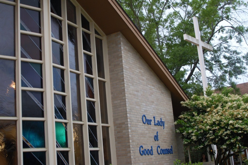 Our Lady Of Good Counsel Church - Ceremony Sites - 221 Aqua Drive, Lake Charles, LA, United States