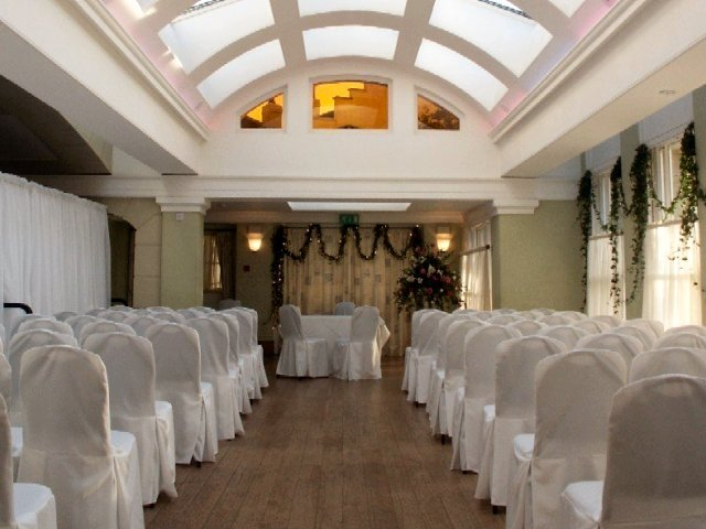 Pembroke Lodge - Ceremony Sites - Richmond, Greater London TW10 5HX, Richmond, England, GB