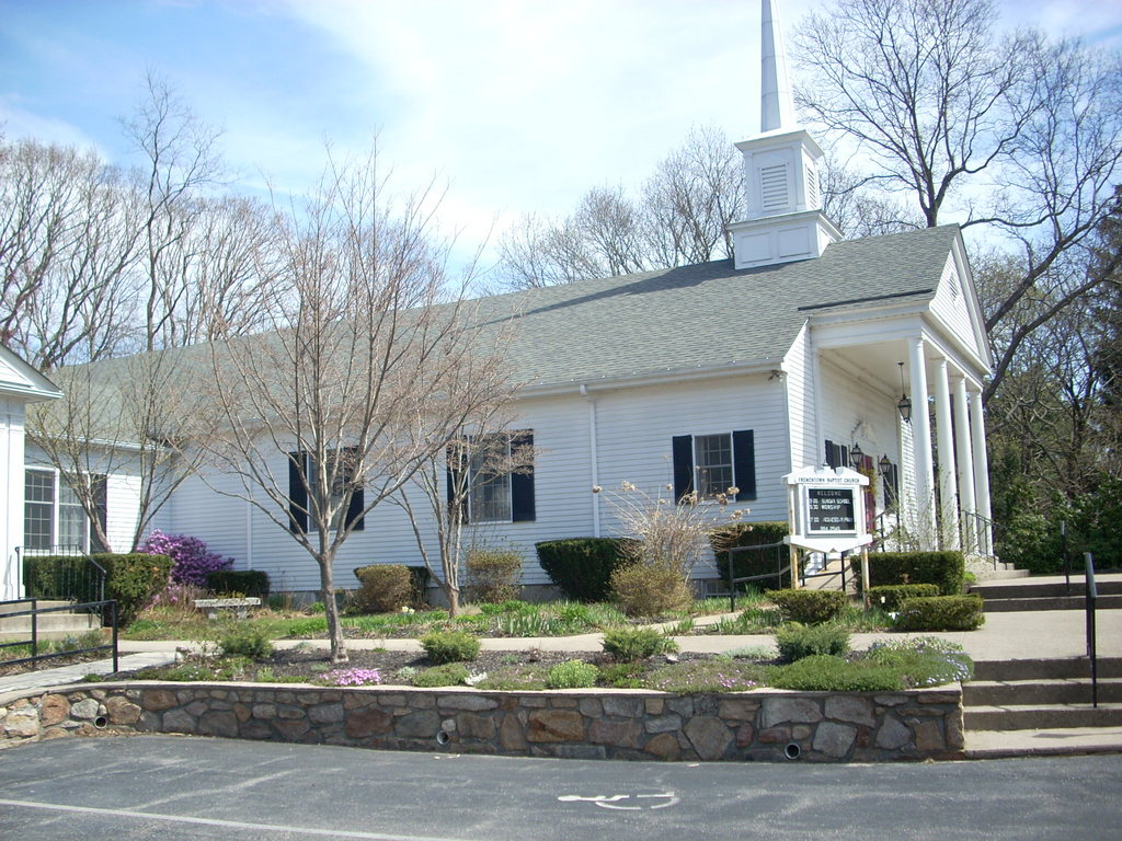 Frenchtown Baptist Church - Ceremony Sites - 1359 Frenchtown Rd., East Greenwich, RI, 02818