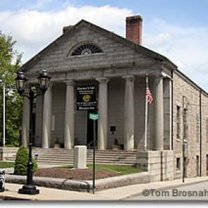 Pilgrim Hall Museum - Attractions/Entertainment - 75 Court Street, Plymouth, MA, United States