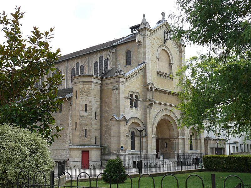 Église Notre-dame-du-travail - Reception Sites - 36 Rue Guilleminot, Paris, 75014, France