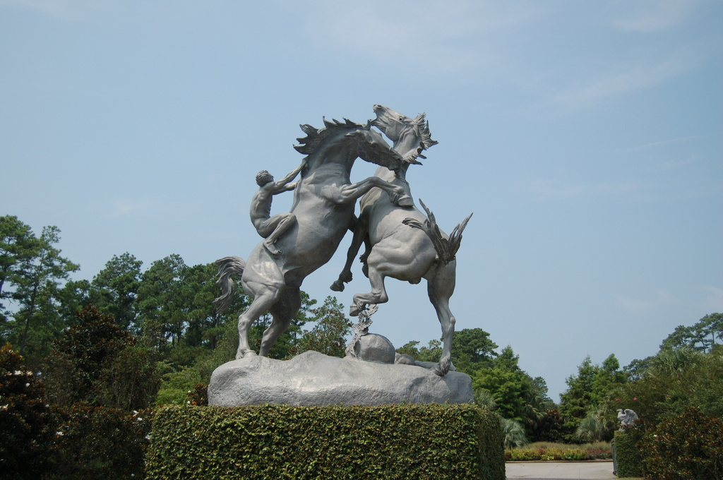 Brookgreen Gardens - Attractions/Entertainment - 1931 Brookgreen Garden Drive, Murrells Inlet, South Carolina, United States