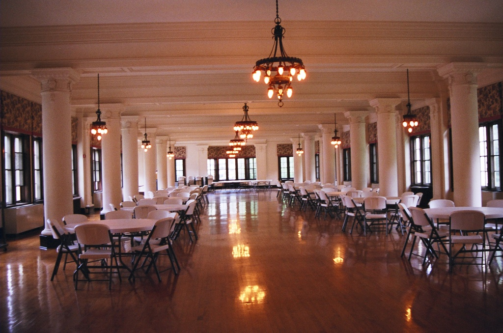 Le Fer Ballroom - Reception Sites - 1 Saint Mary of the Woods, Saint Mary of the woods , IN, 47876