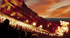 Red Rocks Amphitheatre - Attraction - 18300 W Alameda Pkwy, Morrison, CO, United States