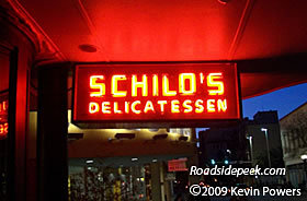 Schilo's Delicatessen - Restaurants, Attractions/Entertainment - 424 East Commerce Street, San Antonio, TX, United States
