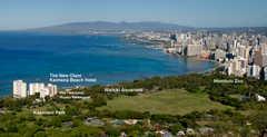 The New Otani Kaimana Beach Hotel - Hotel - 2863 Kalakaua Ave, Honolulu, HI, 96815