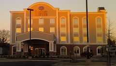 Comfort Inn and Suites - Hotel - 115 Hospitality Drive  , Flowood, MS, 39232