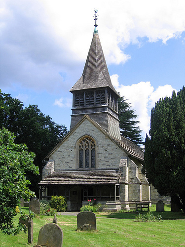 St Bartholomew's - Ceremony Sites - Church Rd, Leigh, Surrey, RH2 8
