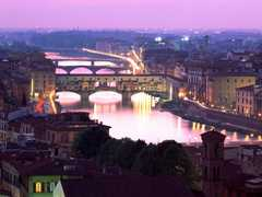 Piazzale Michelangelo - Views - Firenze, Toscana, 50125, IT