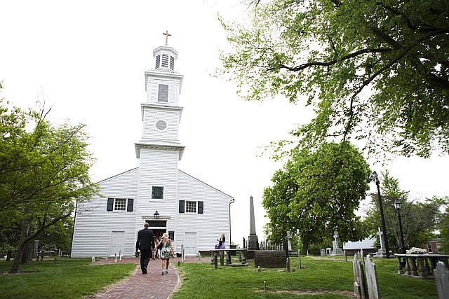 St John's Episcopal Church - Attractions/Entertainment, Ceremony Sites - 2401 East Broad Street, Richmond, VA, United States