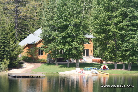 Ceremony Location, Crystal Lake - Ceremony Sites - 12700 Crystal Lake Rd, Nevada City, CA, 95959