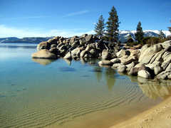 Chimney Beach, Nevada - Attraction - Truckee, CA, United States