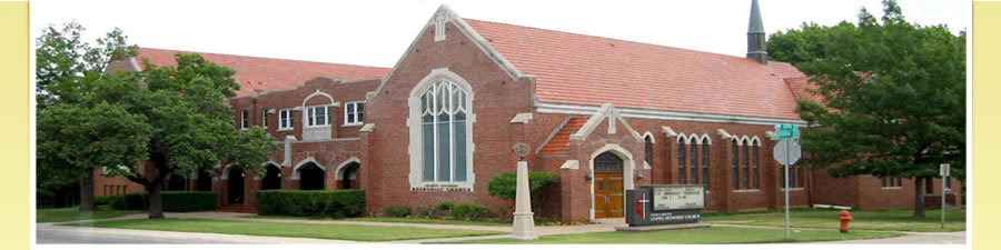 Crown Heights United Methodist Church - Ceremony Sites - 1021 NW 37th St, Oklahoma City, OK, 73118