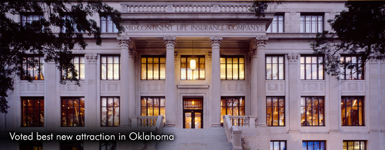 Oklahoma Heritage Museum - Reception Sites, Ceremony Sites - 1400 Classen Dr, Oklahoma City, OK, 73106