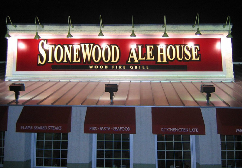 Stonewood Ale House - Rehearsal Lunch/Dinner, Bars/Nightife - 601 Mall Dr, Schaumburg, IL, United States