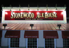 Stonewood Ale House - Rehersal Dinner  - 601 Mall Dr, Schaumburg, IL, United States