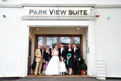 The Park View Suite - Reception -