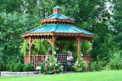 Barton House Bed & Breakfast - Hotel - 1655 North Reed Station Road, Carbondale, IL, United States