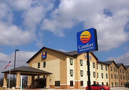 Comfort Inn & Suites - Hotels/Accommodations - 2400 Reed Station Parkway, Carbondale, IL, United States