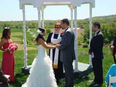 Neshanic Valley Golf Course - Ceremony - 2301 S Branch Rd, Neshanic Station, NJ, 08853