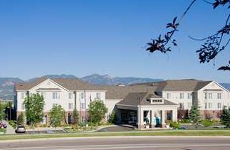Homewood Suites By Hilton Colorado Springs-north - Hotels/Accommodations - 9130 Explorer Drive, Colorado Springs, CO, United States