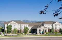 Homewood Suites by Hilton Colorado Springs-North - Other hotels and motels - 9130 Explorer Drive, Colorado Springs, CO, United States