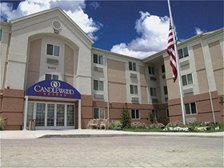 Candlewood Suites Extended Stay Hotel Colorado Springs - Hotels with Shuttle Service to the Reception - 6450 North Academy Boulevard, Colorado Springs, CO, United States