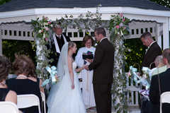 Northstone Country Club - Ceremony - Huntersville, North Carolina, United States