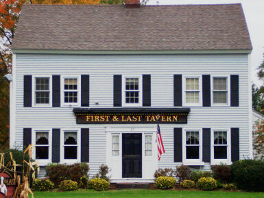 First & Last Tavern - Restaurants, Rehearsal Lunch/Dinner - 220 Main St, Middletown, CT, United States
