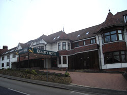 Quality Hotel - Reception Sites - 246 Dunstable Rd, Luton, Luton, LU4 8