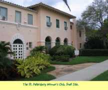 Saint Petersburg Women's Club - Wedding - 40 Snell Isle Blvd NE, St Petersburg, FL, 33704