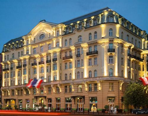 Polonia Palace Hotel - Reception Sites - Aleje Jerozolimskie 45, Warszawa, Poland